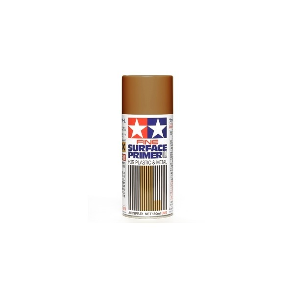 TAMIYA 87160 PRIMER SPRAY RUGGINE 180 ML