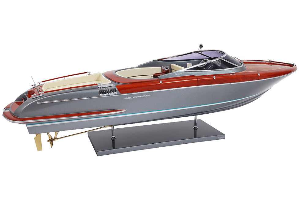 RIVA AQUARIVA 56 CM SHARK GREY foto 2