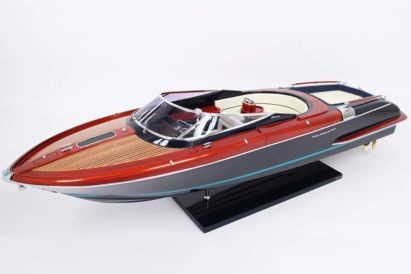 MOTOSCAFO RIVA AQUARIVA ORIGINALE KIADE 84 CM (NEW VERSION) foto 2