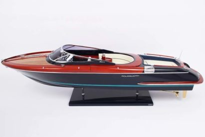 MOTOSCAFO RIVA AQUARIVA ORIGINALE KIADE 84 CM (NEW VERSION) foto 5