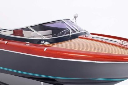 MOTOSCAFO RIVA AQUARIVA ORIGINALE KIADE 84 CM (NEW VERSION) foto 7