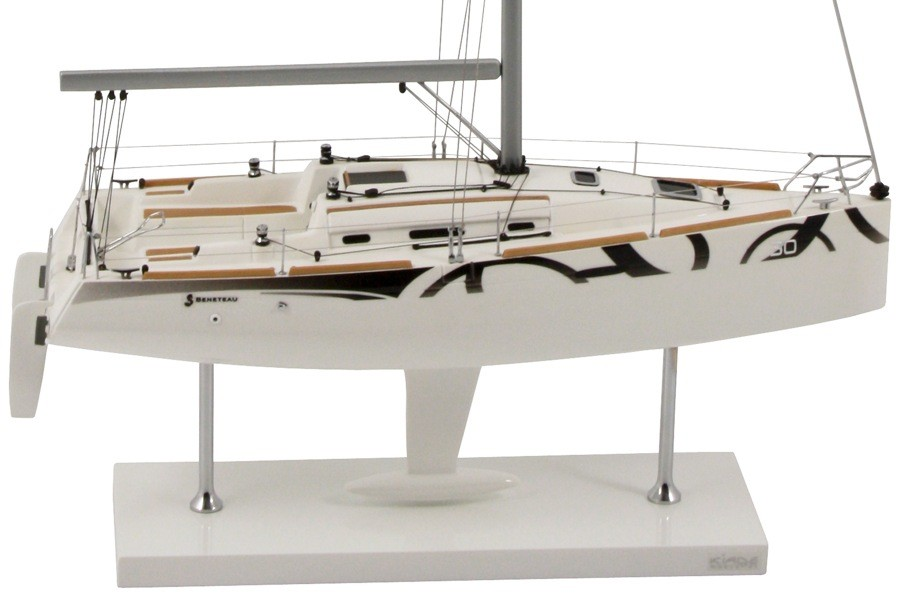 MAQUETTE BENETEAU FIRST 30