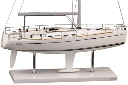 MAQUETTE BENETEAU FIRST 40