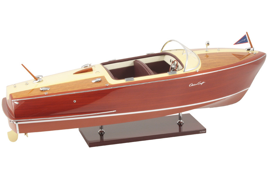 MAQUETTE CHRIS CRAFT CAPRI