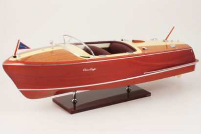 MAQUETTE CHRIS CRAFT CAPRI foto 2