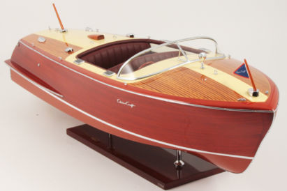 MAQUETTE CHRIS CRAFT CAPRI foto 3