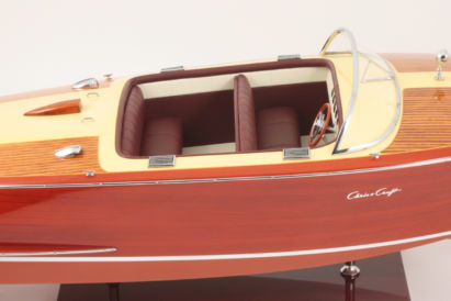 MAQUETTE CHRIS CRAFT CAPRI foto 5