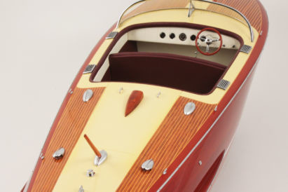 MAQUETTE CHRIS CRAFT CAPRI foto 6