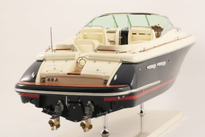 MAQUETTE CHRIS CRAFT CORSAIR 36 foto 5