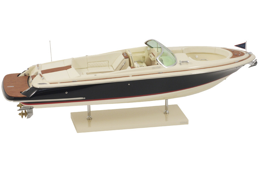 MAQUETTE CHRIS CRAFT LAUNCH 28