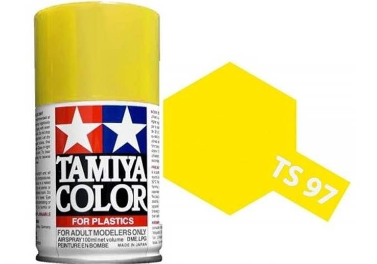 SPRAY PEARL YELLOW