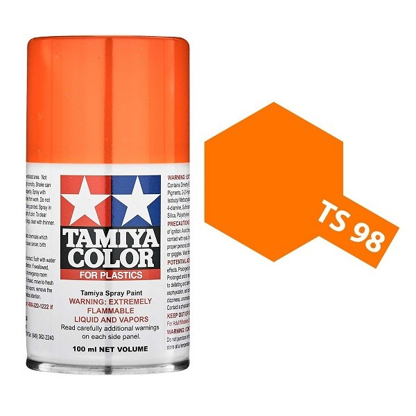 SPRAY PURE ORANGE