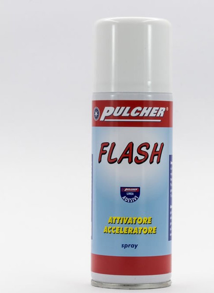 Attivatore acceleratore spray FLASH per colla cianocrilato 200ml